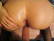 Sesso anale amatoriale coppia polacca