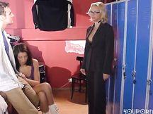 Video porno - lezione di sesso
