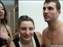 Trio porno
