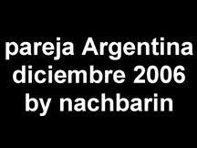 Porno amanti argentini