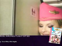 Video porno - sesso in aereo