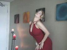 Video porno – strip tease hard