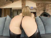 Video porno – biondona sensuale