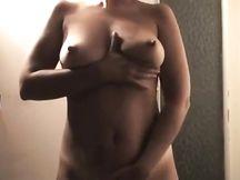 La porno casalinga esibizionista
