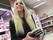 Sesso al supermercato