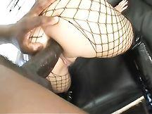 Alessia Donati sodomizzata dal Mandingo