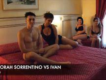 Deborah Sorrentino e il casting fallimentare di Ivan