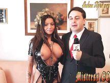 Andrea Diprè intervista Mistress Desideria Godiva