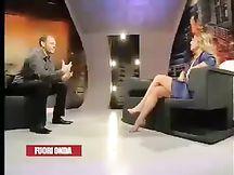 Rocco Siffredi e Lucilla Agosti