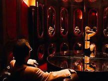 Penelope Cruz striptease