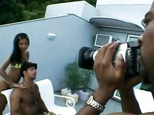 Bel porno brasiliano