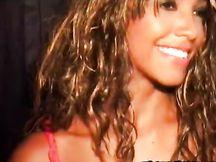 Sexy brasiliana bellissima si tocca in cam