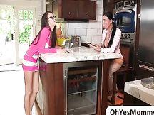 Madre e figlia lesbiche