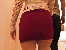 Eva Gomez ha un grande seno