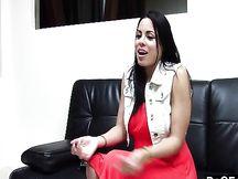Ragazza cubana vuole essere pornostar