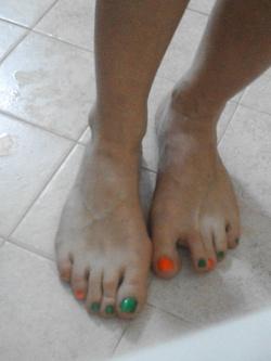 piedi  moglie - Foto 5