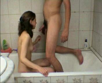 Video amatoriali sesso in bagno amaporn