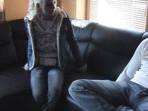 Video porno - pornostar bionda Hannah Harper