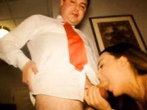 Il soffocone di Natasha Nice ad Andre Dipre