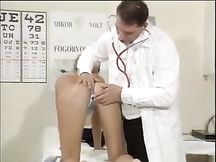 Sesso col dottore italiano