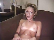 Provino porno di una 18enne fighissima