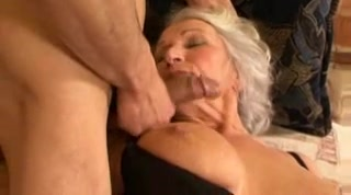 Tedesco nonna orgia