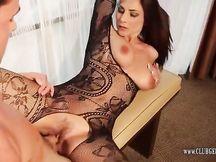 Roberta Gemma fa sesso in lingerie