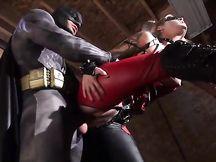 Batman V Superman XXX
