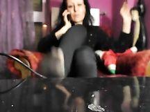 Miss Wagon e il pipparolo al telefono