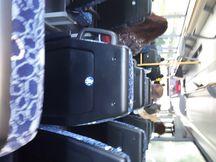 Lo tiro fuori sull'autobus