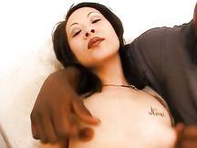 Sesso con prostituta asiatica