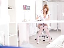 Victoria bella infermiera
