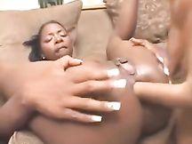 Orgia con Simone West