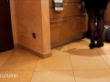 Giulia Skype (Amatorialina con idraulico)