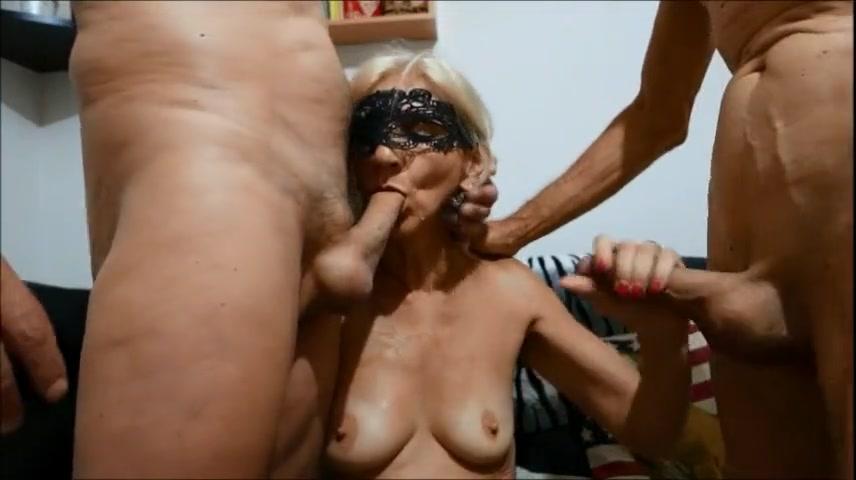 Nonna Interrazziale Pompino