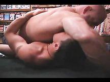 Passione per l'odore del maschio