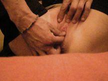 Massaggio di figa e culo