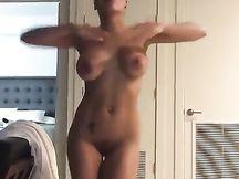 La ballerina tutta nuda