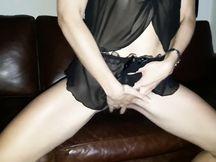 demonia35 in sexy lingerie 1