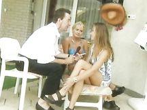 Scene porno tra spagnole e loro amanti