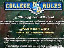 Orgia in un college femminile