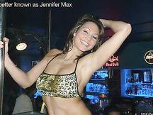 Jennifer Max ha un culo molto sexy