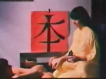 Sesso vintage con studente cinese