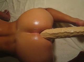 Automatico squirting dildo