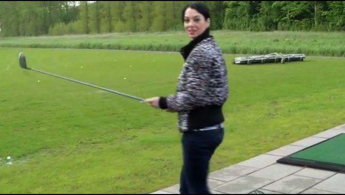 Golf pompino